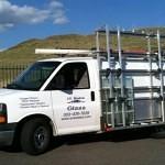 S.R. Window Glass Truck