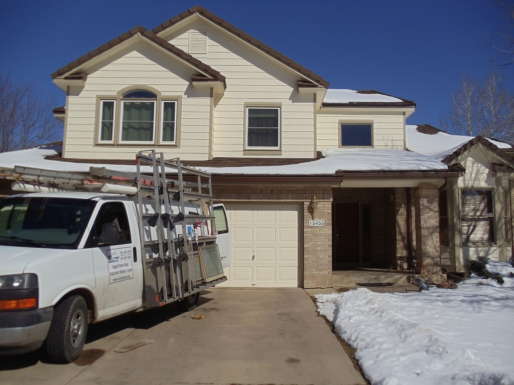 We provided Arvada replacement windows to help The Miller's sell their home